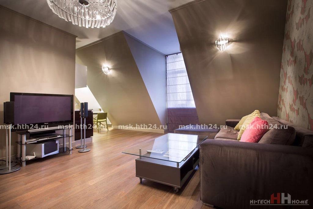 Комфортабельные апартаменты посуточно от HTH24 Apartments теперь и в Москве!