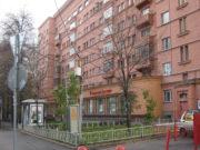 Однокомнатные апартаменты посуточно в Москве на ул. Старая Басманная 21