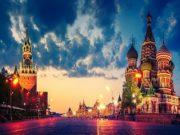 Москва – столица Чемпионата мира по футболу 2018 года