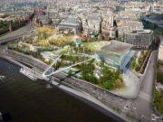 «Зарядье» — парк и культурно-образовательное пространство одновременно в центре Москвы